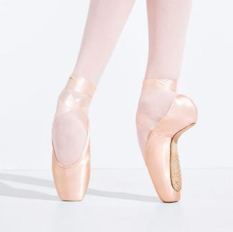 Capezio Tiffany Pointe Shoes