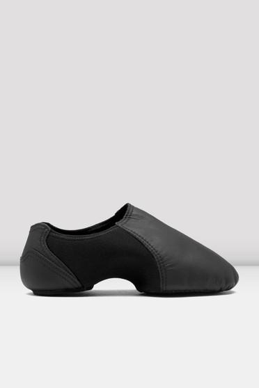 Bloch Spark Jazz Shoe in Black