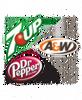 Dr. Pepper/7up/A&W