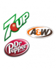 Dr. Pepper/7up/A&W