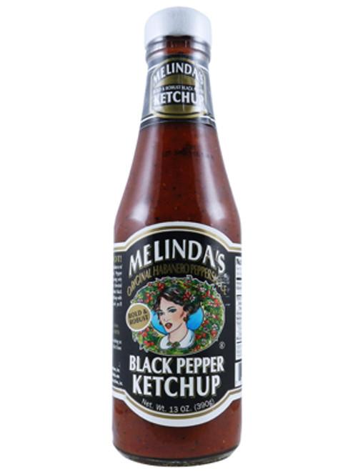 Melinda's Black Pepper Ketchup