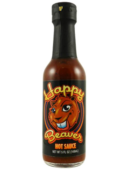 Happy Beaver Hot Sauce