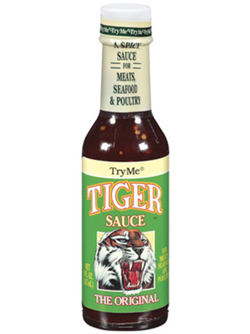 Try Me Tiger Sauce | 5 oz.