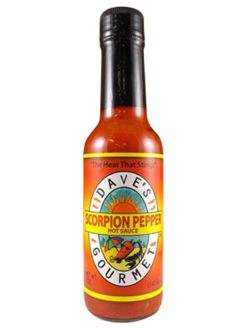 Dave's Scorpion Pepper Hot Sauce