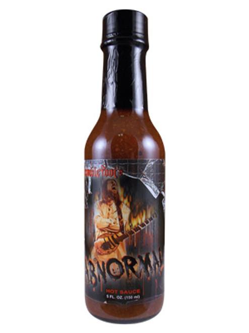 Bumblefoot's Abnormal Hot Sauce