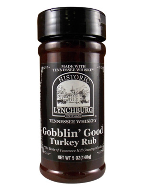 Historic Lynchburg Gobblin' Good Turkey Rub