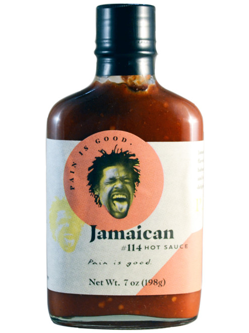 Pain is Good Jamaican Style Hot Sauce