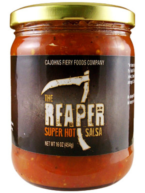 The Reaper Super Hot Salsa