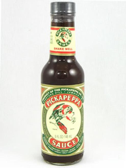Pickapeppa Original Brown Hot Sauce