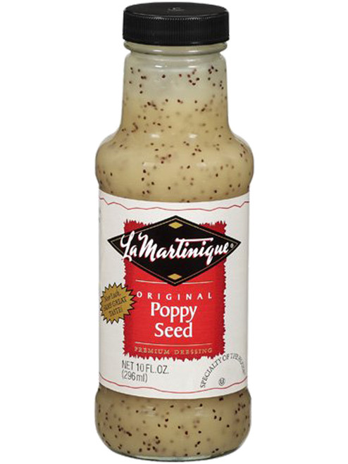 La Martinique Original Poppy Seed Dressing