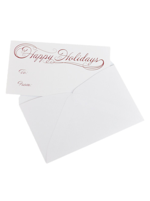 Gift Card - Holiday