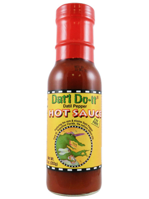 Dat'l Do-it Datil Pepper Hot Sauce