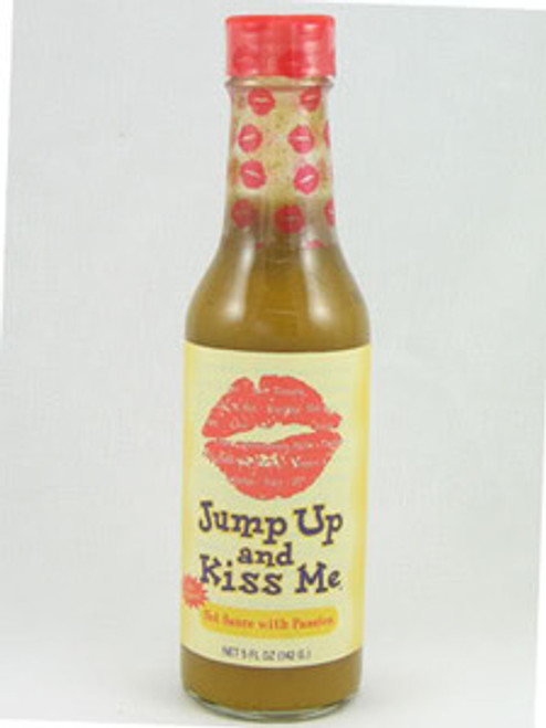 Jump Up & Kiss Me Original Hot Sauce
