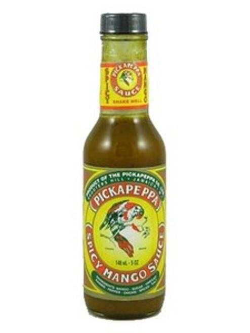 Pickapeppa Spicy Mango Hot Sauce