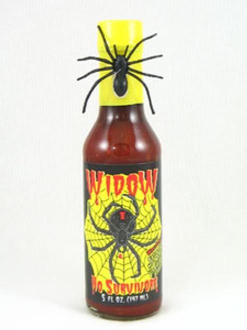 Widow No Survivors Hot Sauce