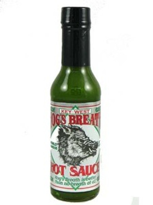 Hogs Breath Green Jalapeno Hot Sauce