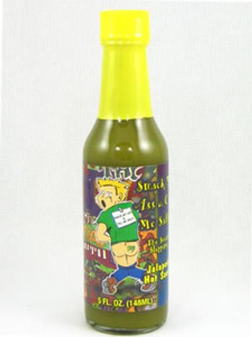 Smack My Ass & Call Me Sally Green Hot Sauce