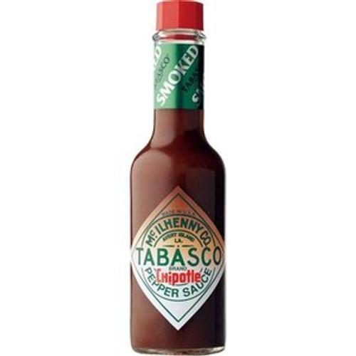 Tabasco Chipotle Pepper Hot Sauce