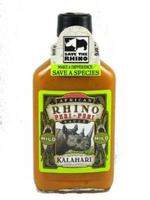 African Rhino Peri Peri Mild Pepper Sauce