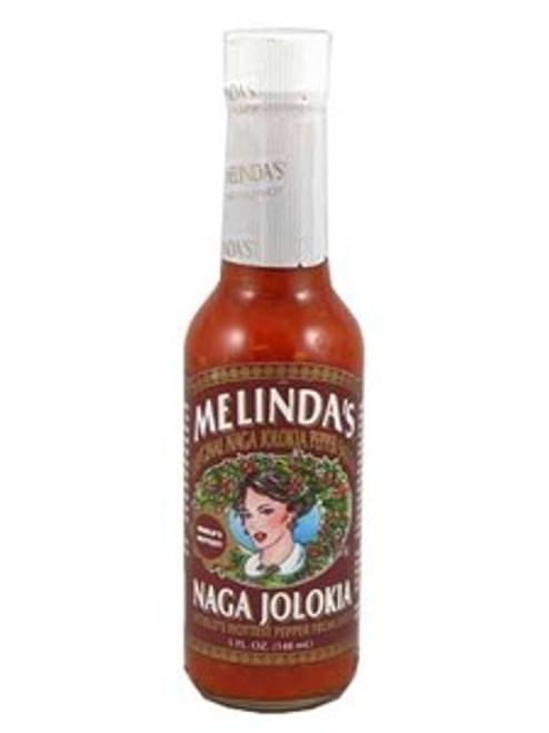 Melinda's Naga Jolokia Pepper Sauce