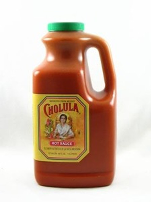 Cholula Half Gallon