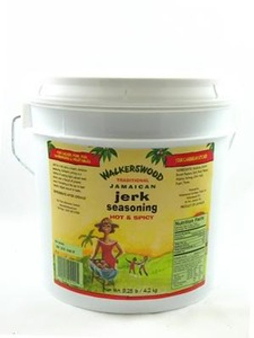 Walkerswood Jamaican Jerk Seasoning Bucket | 9.25 lbs