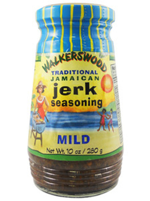 Walkerswood Mild Jamaican Jerk Seasoning | 10 oz.