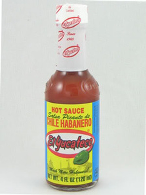El Yucateco Red Hot Sauce | 4 oz.