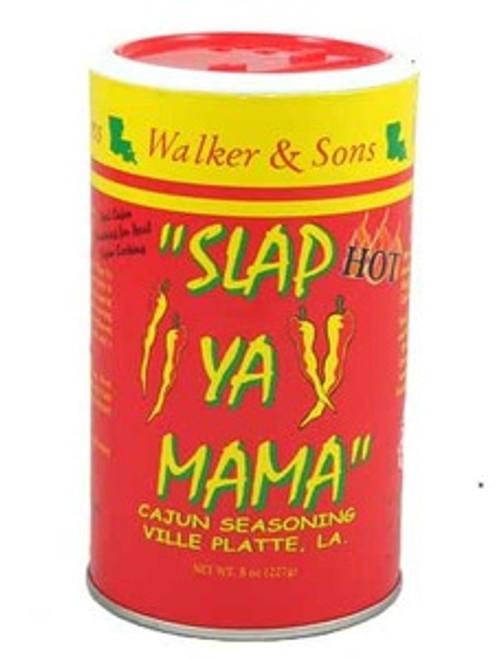 Slap Ya Mama Hot Cajun Seasoning | 8 oz.
