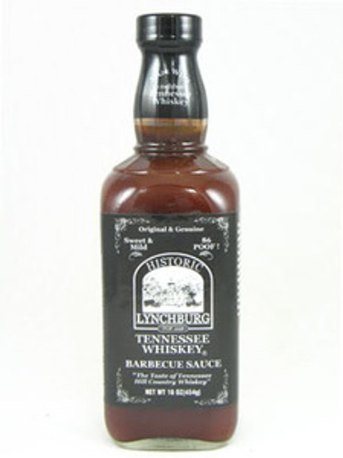 Historic Lynchburg Tennessee Whiskey Mild Barbecue Sauce