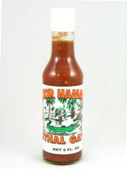 Gator Hammock Lethal Gator Hot Sauce