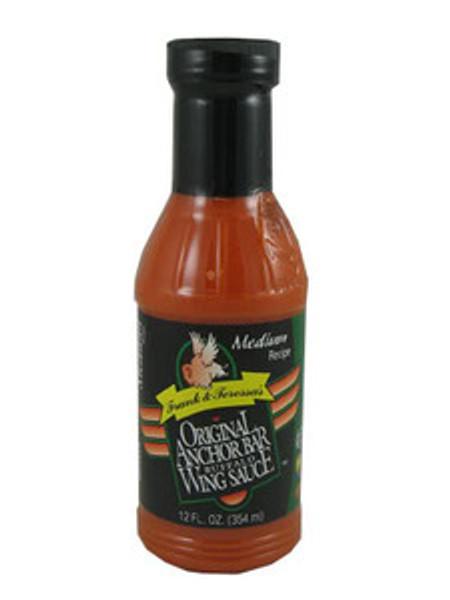 Anchor Bar Medium Buffalo Wing Sauce | Original