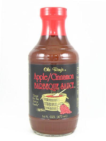 Ole Ray's Apple Cinnamon BBQ Sauce