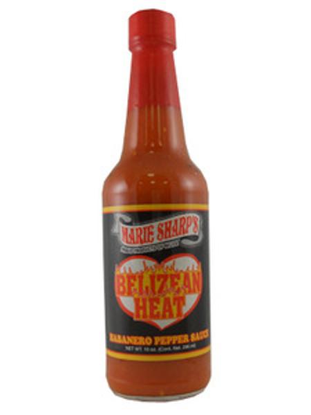 Marie Sharp's Belizean Heat Habanero Hot Sauce | 10 oz.