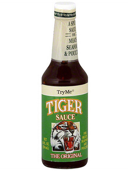 Try Me Tiger Sauce | 10 oz.