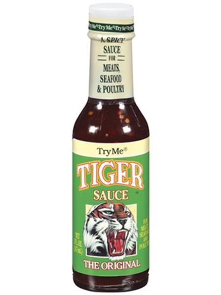 Try Me Tiger Sauce | 5 oz.