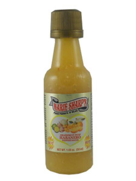 Marie Sharp's Mini Grapefruit Pulp Habanero Hot Sauce
