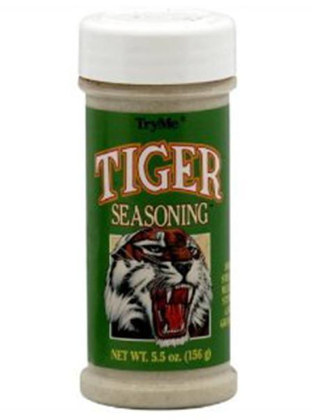 Try Me Tiger Seasoning | 5.5 oz.