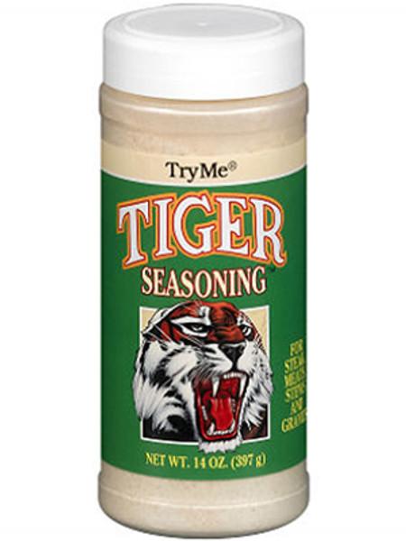 Try Me Tiger Seasoning | 14 oz.
