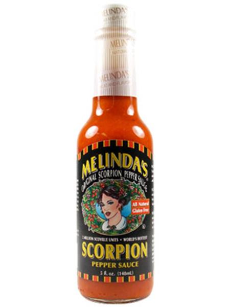 Melinda's Scorpion Pepper Hot Sauce