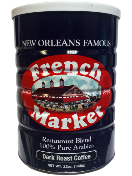 French Market Dark Roast Coffee