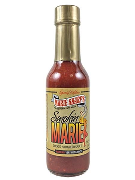 Marie Sharp's Smokin Marie Habanero Pepper Sauce | 5 oz.