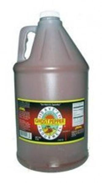 Dave's Ghost Pepper Naga Jolokia Hot Sauce Gallon