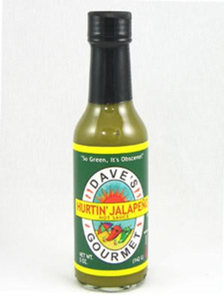 Dave's Hurtin Jalapeno Hot Sauce