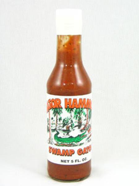 Gator Hammock Swamp Gator Hot Sauce