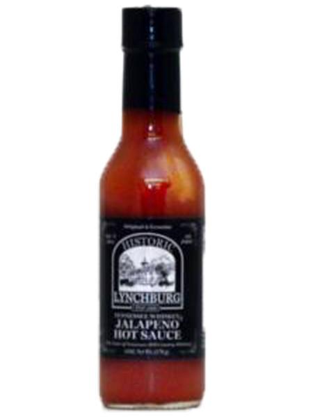 Historic Lynchburg Tennessee Whiskey Jalapeno Hot Sauce