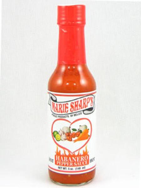 Marie Sharp's Habanero Hot Sauce | 5 oz.