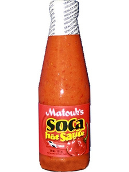 Matouk's Soca Hot Sauce