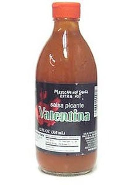 Valentina Extra Hot Sauce   12 oz.