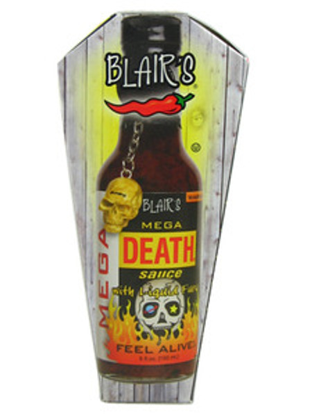 Blair's Mega Death Hot Sauce